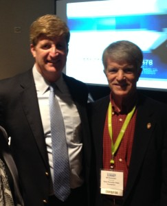 with Patrick Kennedy
