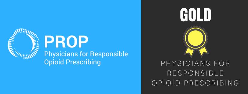 Gold Sponsor Physicians for Responsible Prescribing