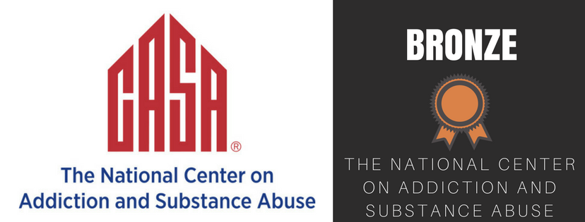 Bronze Sponsor National Center for Addiction and Substance Abuse