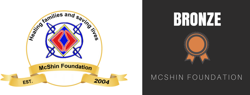 Bronze Sponsorship McShin Foundation
