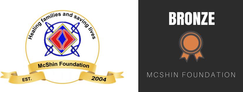 Bronze Sponsorship McShin Foundation
