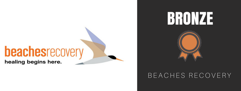 Bronze Sponsor Beaches Recovery