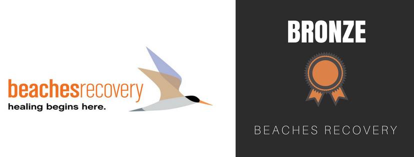 Bronze Sponsor Beaches Recovery