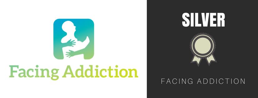 Silver Sponsor Facing Addiction