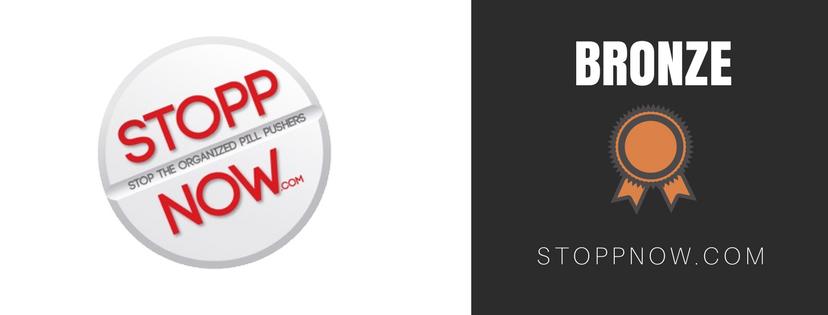 Bronze Sponsor STOPP NOW